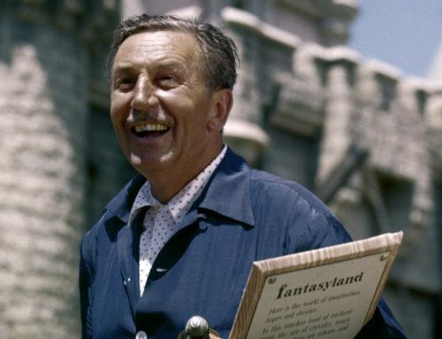 Walt Disney, o maior otimista de todos